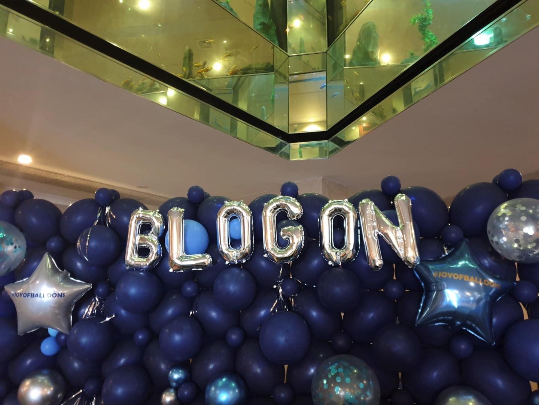 BlogOn balloons