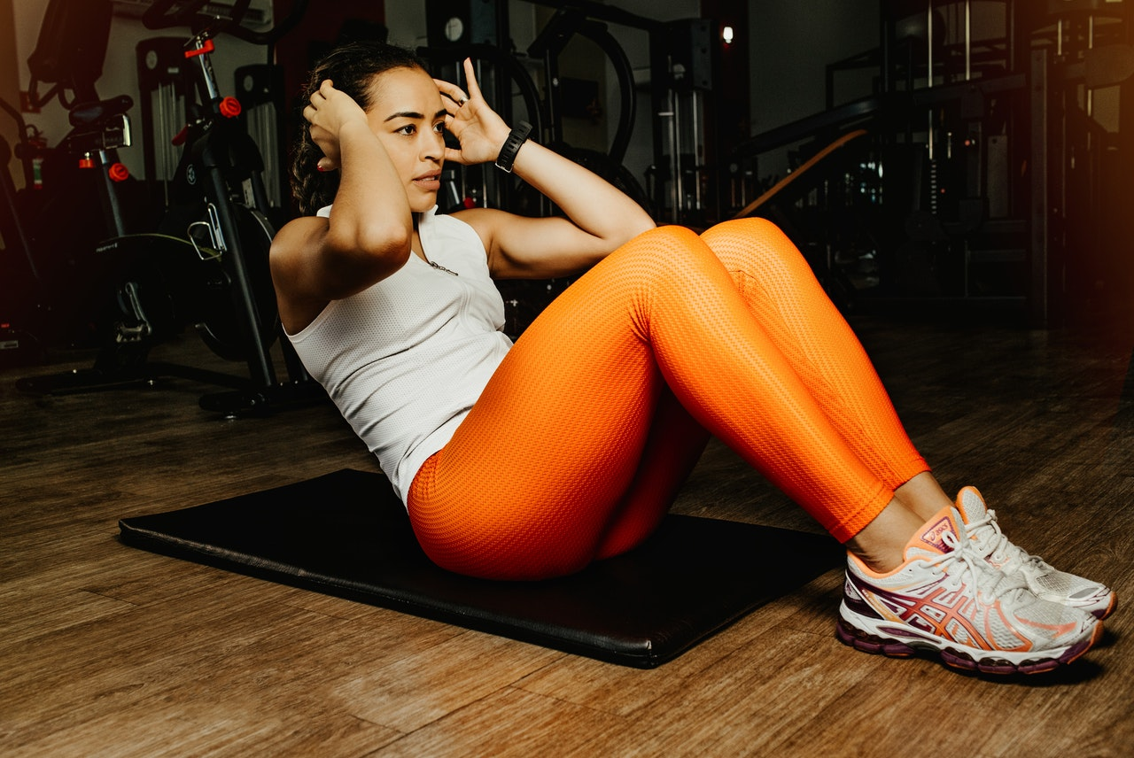 Evening exercise can affect sleep