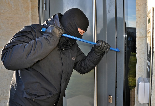 Keep your house safe from burglars