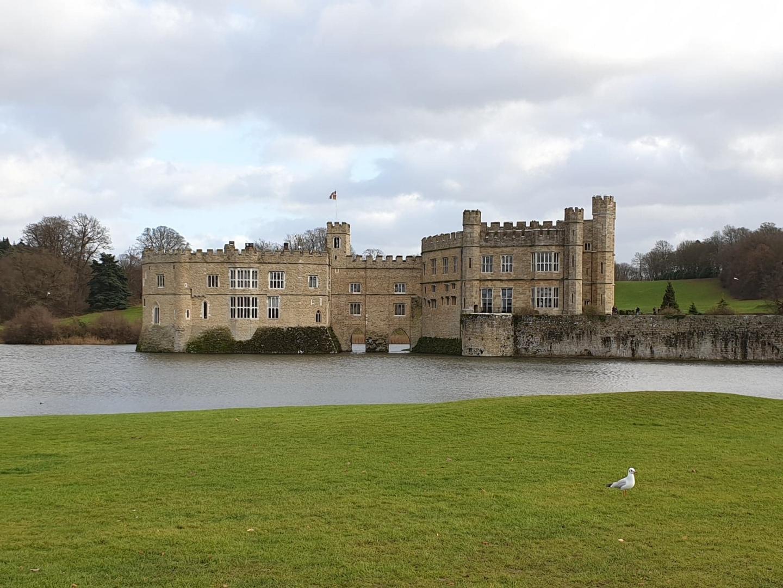 Leeds Castle, Maidstone, Kent