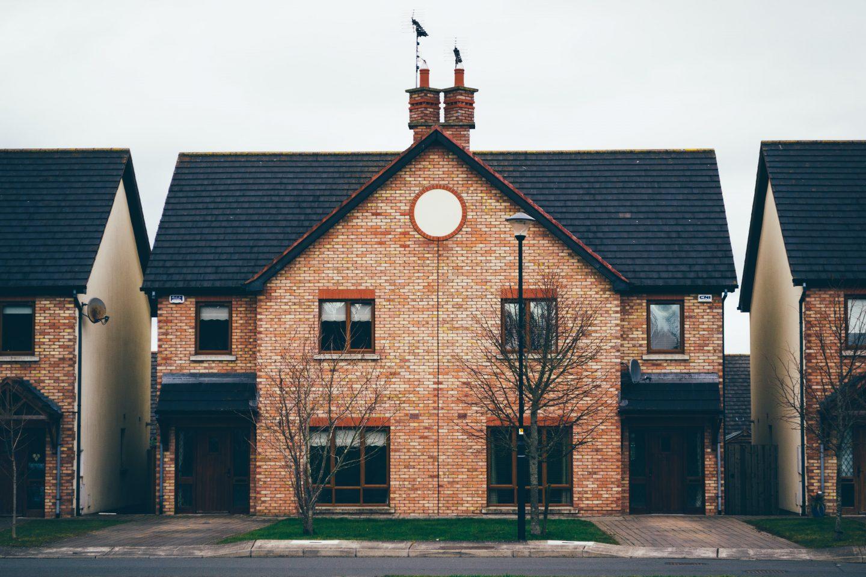 semi detached houses