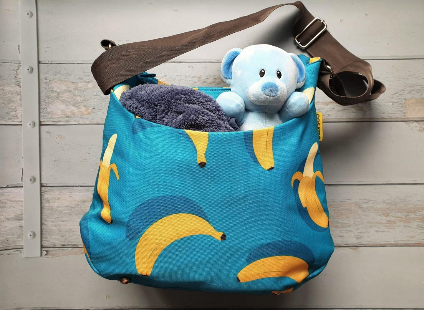 Cosatto Baby banana changing bag