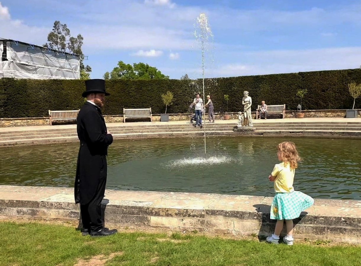 Victorian at Hever Castle