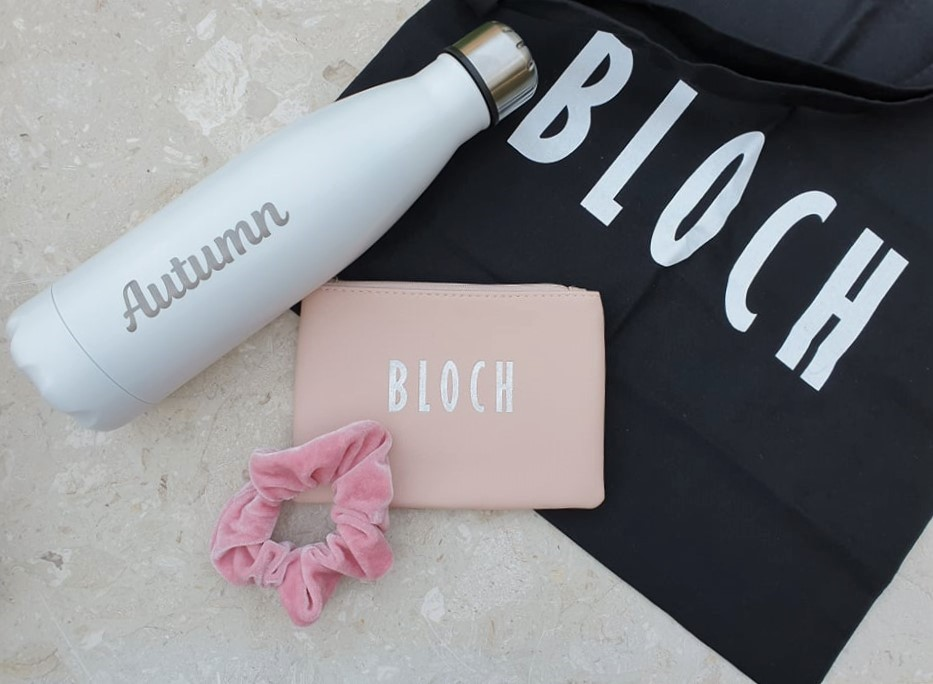 Bloch dancewear gifts and accessories gifted