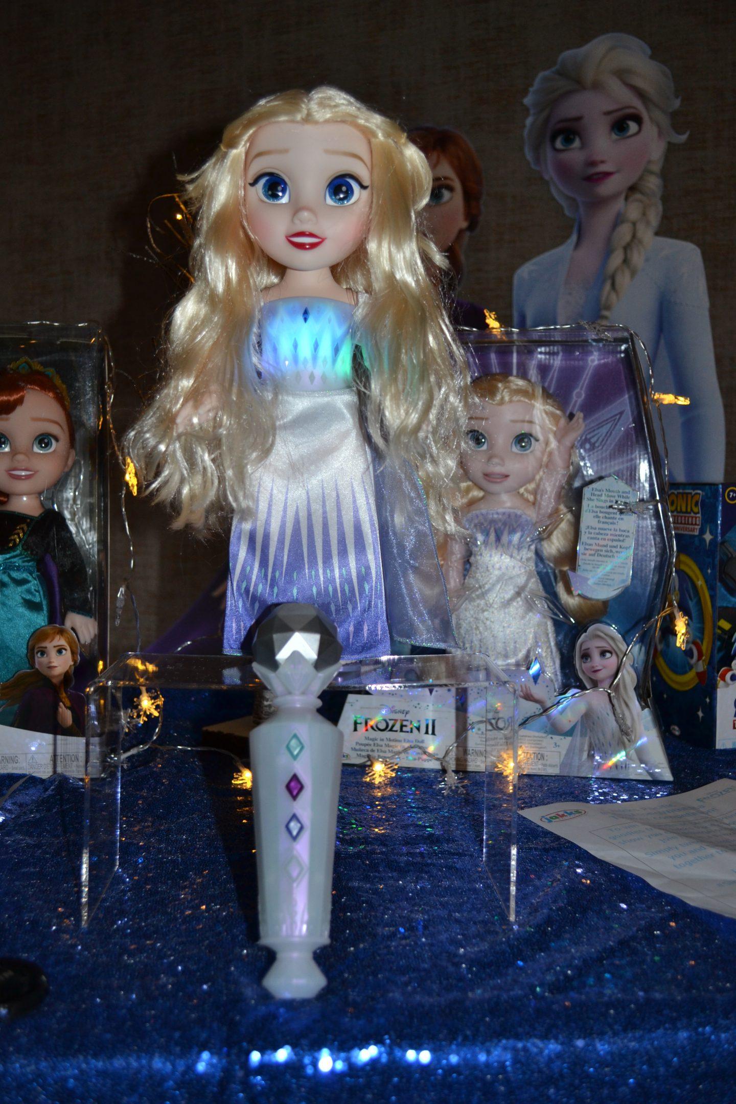 Sing Along Elsa doll at BlogOn